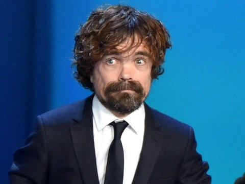 Peter Dinklage thinks Fifty Shades fans 'have issues' as he recalls helping Jamie Dornan learn saucy lines