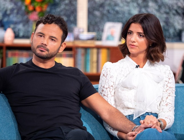 EDITORIAL USE ONLY. NO MERCHANDISING Mandatory Credit: Photo by Ken McKay/ITV/REX (9885788av) Ryan Thomas and Lucy Mecklenburgh 'This Morning' TV show, London, UK - 18 Sep 2018 EXCLUSIVE: CBB WINNER RYAN THOMAS AND GIRLFRIEND LUCY MECKLENBURGH In their first joint interview as a couple, Ryan and Lucy reveal how they?re moving on from ?Punch-gate?. And after Ryan publicly ?forgave? Roxanne for her behaviour in the house, can Lucy do the same?