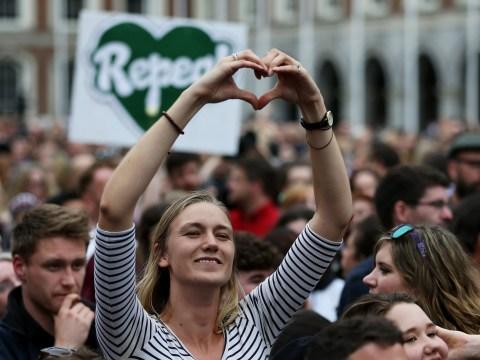 Irish President signs law repealing abortion ban