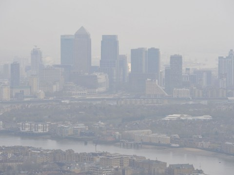 Threat of developing dementia soars by 40% in areas of high air pollution