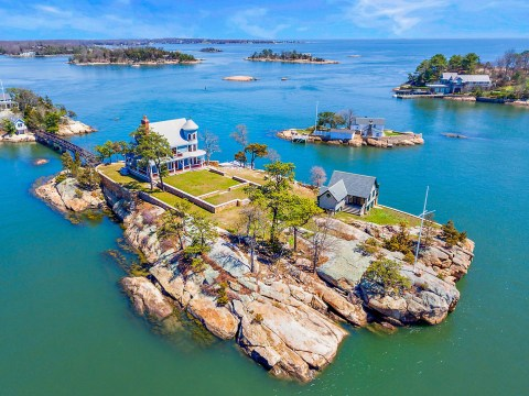 There's a island for sale for 2.2 million quid