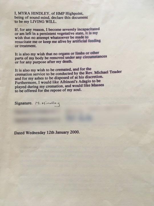 Ian Brady 'raped and beat' Myra Hindley into committing Moors