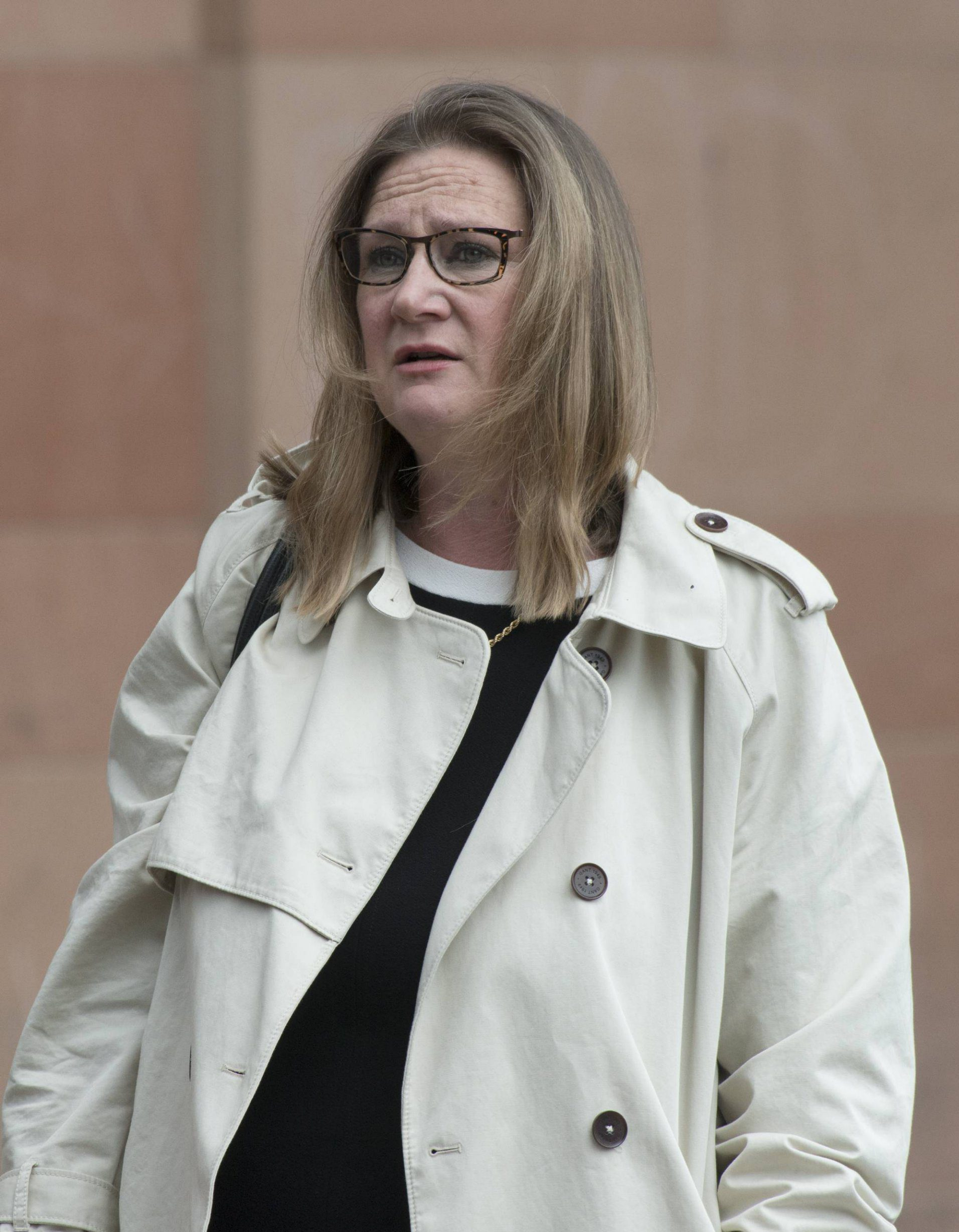 "Dated: 20/09/2018 File picture dated 24/05/2018 Dr Julia Morch-Siddall, who has received a suspended prison sentence at Newcastle Crown Court after she caused a serious smash and left a dad-of-three wheelchair bound while using alcohol to ""self medicate"" a crippling health problem. Pictured at an earlier court hearing. See story North News"