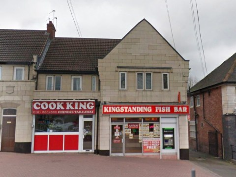 Burglars fail to rob ATM so steal from fish and chip shop instead