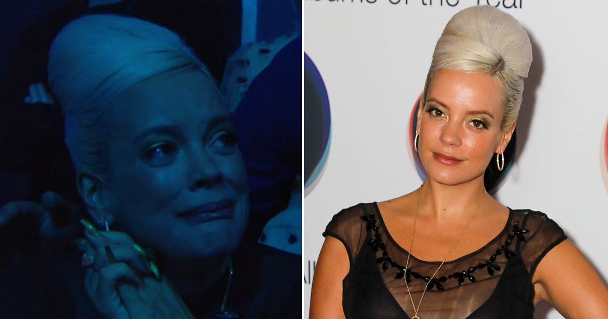 Lily Allen breaks down in tears as she misses out on Mercury Music Prize to Wolf Alice