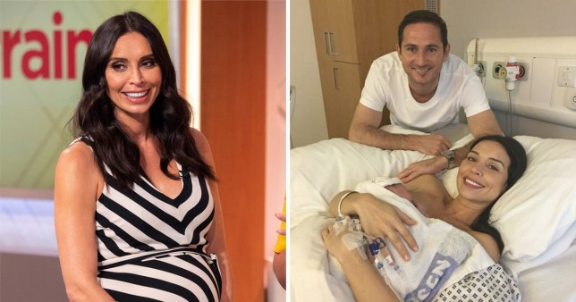 EDITORIAL USE ONLY. NO MERCHANDISING Mandatory Credit: Photo by Ken McKay/ITV/REX/Shutterstock (9805008x) Christine Lampard 'Lorraine' TV show, London, UK - 24 Aug 2018 GOODBYE CHRISTINE She's kept us company all summer, but now it's time to say goodbye to Christine for now as she heads off to become the amazing mum we all know she'll be. The LK family will all gather round with some last surprises and well-wishes, as we send her on her way. It's going to be emotional!