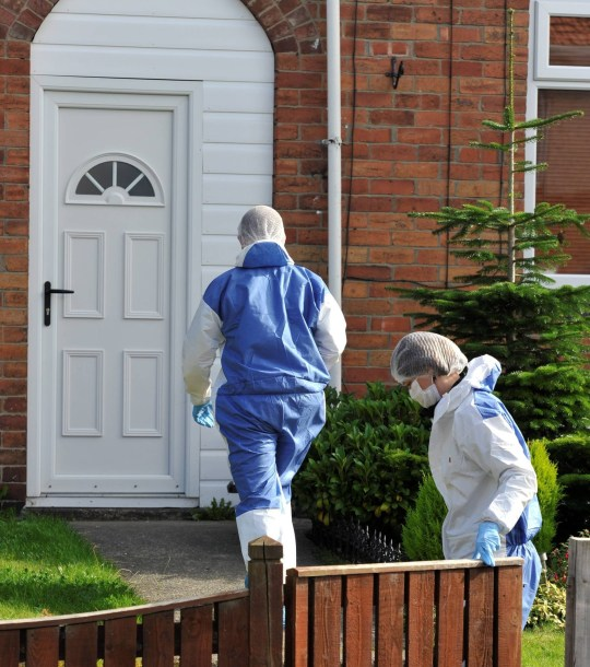 Death of woman treated as murder after two bodies were found