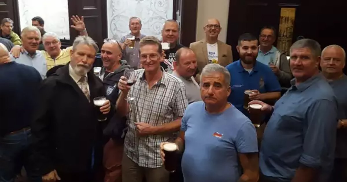 Royal Navy veterans left fuming when Wetherspoons bouncers kick them out