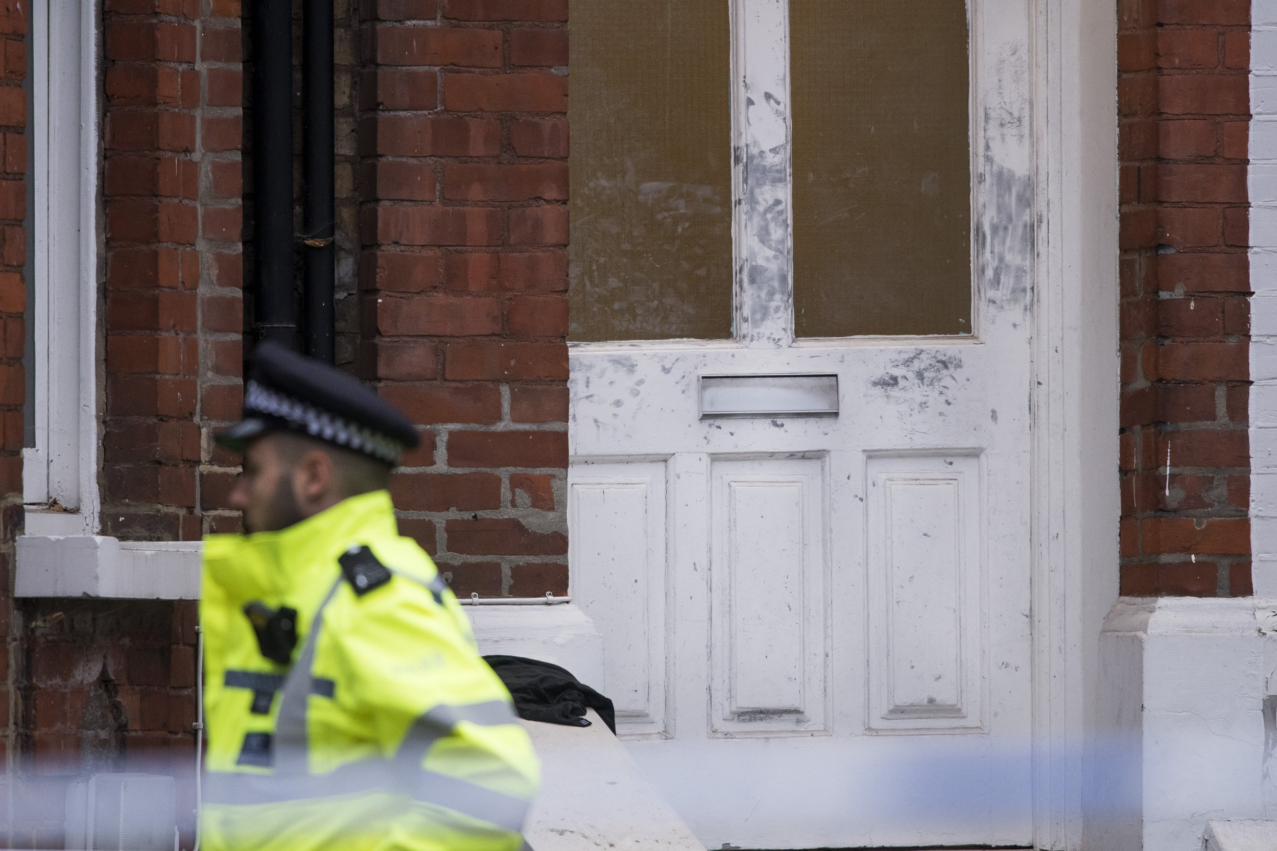 Man, 20, stabbed to death as London's 'murder' count flies past 100