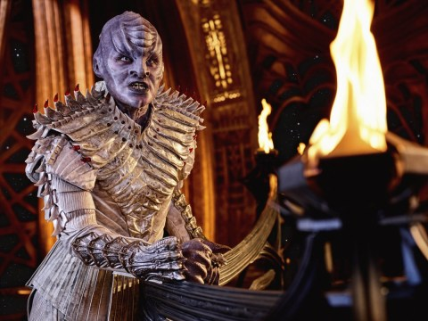 Star Trek Discovery star clears up what exactly happened to the Klingons' hair after fans spot new look in season 2 trailer