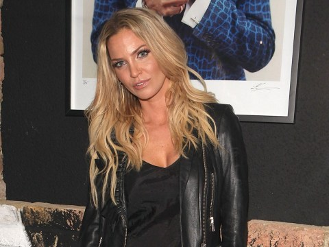 How old is Sarah Harding and what has the Girls Aloud star said about her cancer diagnosis?