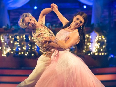 Strictly Come Dancing's AJ Pritchard hits back at lindy-hop-a-thon scoring blunder
