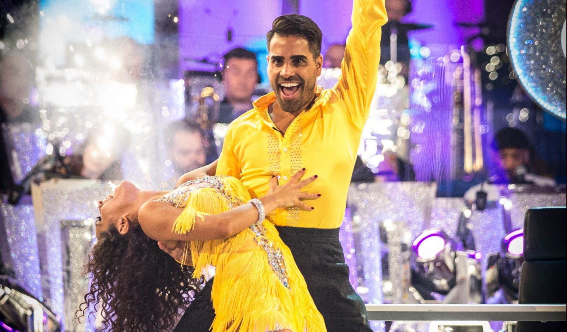 Dr Ranj reveals Strictly Come Dancing has sparked anxiety battle: 'It's been interfering with learning'