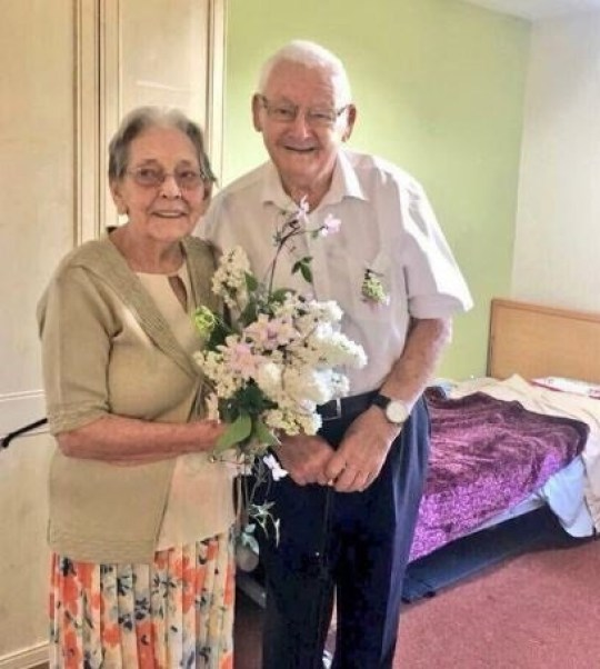 A couple who have been together for 70 years are set to be split up and moved to different care homes - because of a row over their ??8,000 per month fees. Devoted husband Frank Springett, aged 91, faces being separated from his beloved wife Mary, aged 86. They have been together for 70 years and married for 67 years and are currently together in the Cedar Lodge Care Home in Wootton Wawen, near Solihull,. ? But next year they are set to be split up, with Mary remaining in the ??4,000 per month care home and Frank being transferred to live in a flat on his own.