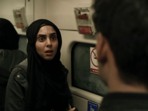Bodyguard's Anjli Mohindra reveals what it was like to film THAT train scene with Richard Madden