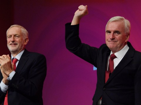 John McDonnell's fighting talk includes nationalisation, £500 to workers and an early election