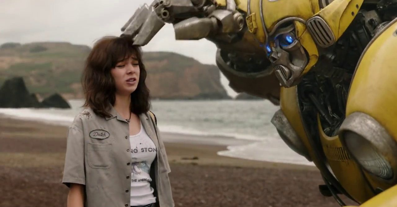 Bumblebee film trailer