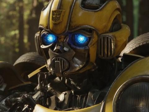 Hailee Steinfeld teaches Bumblebee how to teepee in adorable sneak peek at Transformers prequel