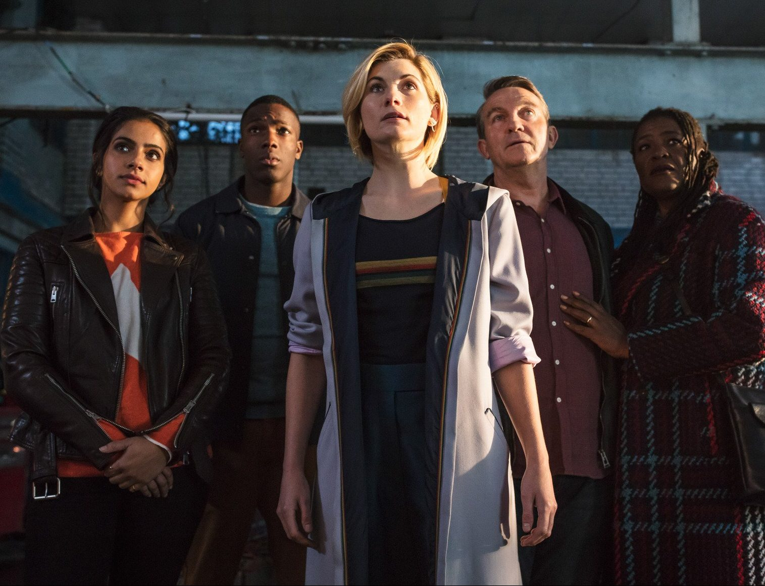 Who is in the new Doctor Who cast and when does series 11 start?
