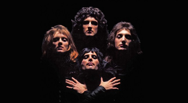 Bohemian Rhapsody cover art. Gary Langan helped create the original recording of Bohemian Rhapsody