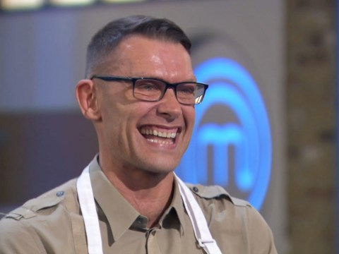 John Partridge admits Celebrity MasterChef helped kick cocaine habit