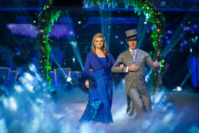 Embargoed to 2035 Saturday September 29 For use in UK, Ireland or Benelux countries only Undated BBC handout photo of Anton Du Beke and Susannah Constantine. PRESS ASSOCIATION Photo. Issue date: Saturday September 29, 2018. See PA story SHOWBIZ Strictly. Photo credit should read: Guy Levy/BBC/BBC/PA Wire NOTE TO EDITORS: Not for use more than 21 days after issue. You may use this picture without charge only for the purpose of publicising or reporting on current BBC programming, personnel or other BBC output or activity within 21 days of issue. Any use after that time MUST be cleared through BBC Picture Publicity. Please credit the image to the BBC and any named photographer or independent programme maker, as described in the caption.