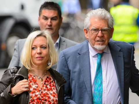 Rolf Harris' daughter Bindi defends father's 'harmless flirting' in planned book Living With A Pervert