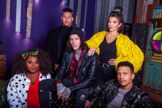 Tattoo Fixers Extreme cast on backlash and the disturbing
