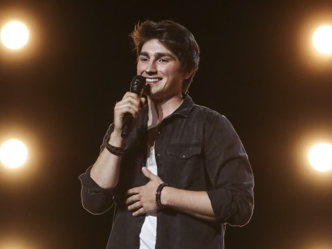 Frustrated X Factor fans say Brendan Murray had 'too many chances' as he fluffs audition twice