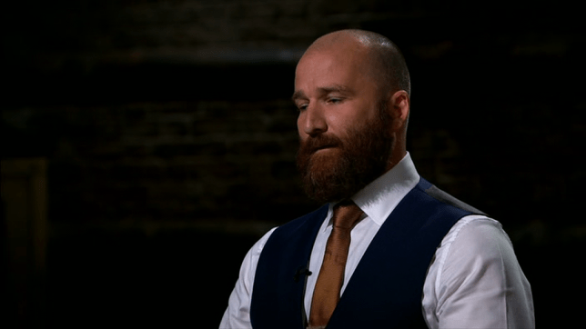 Craig Hill appeared on Dragon's Den for his educational business (Picture: BBC2)