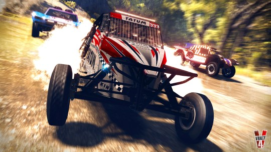 Game review: V-Rally 4 is a racing blast from the past