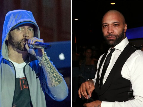 What is the beef between Eminem and Joe Budden?