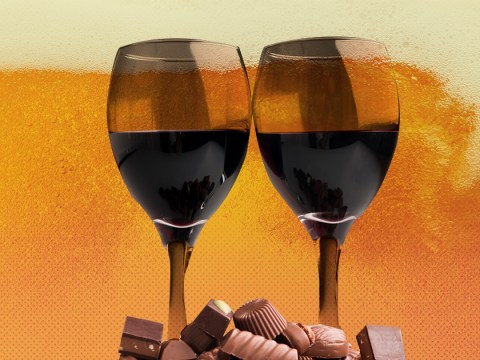 Forget clean eating: Beer, wine and chocolate can help you live longer, study says