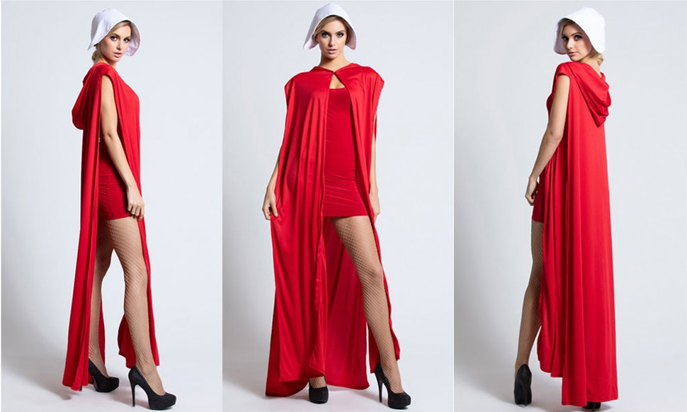 Website takes down 'sexy Handmaid's Tale' costume