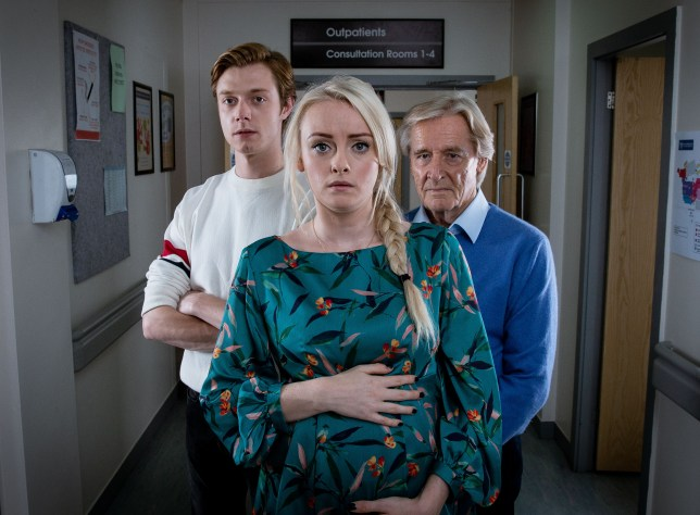 Daniel finds out about Sinead's cancer in Coronation Street