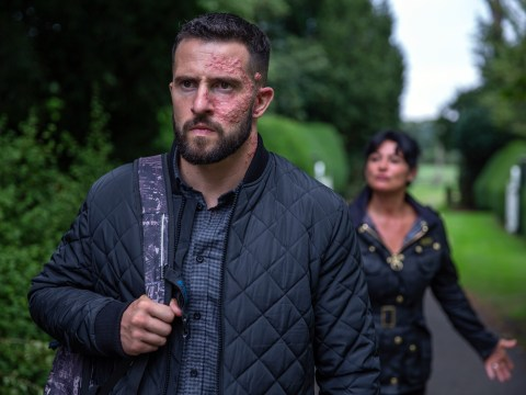 Emmerdale spoilers: Mike Parr reveals all on Ross Barton's exit