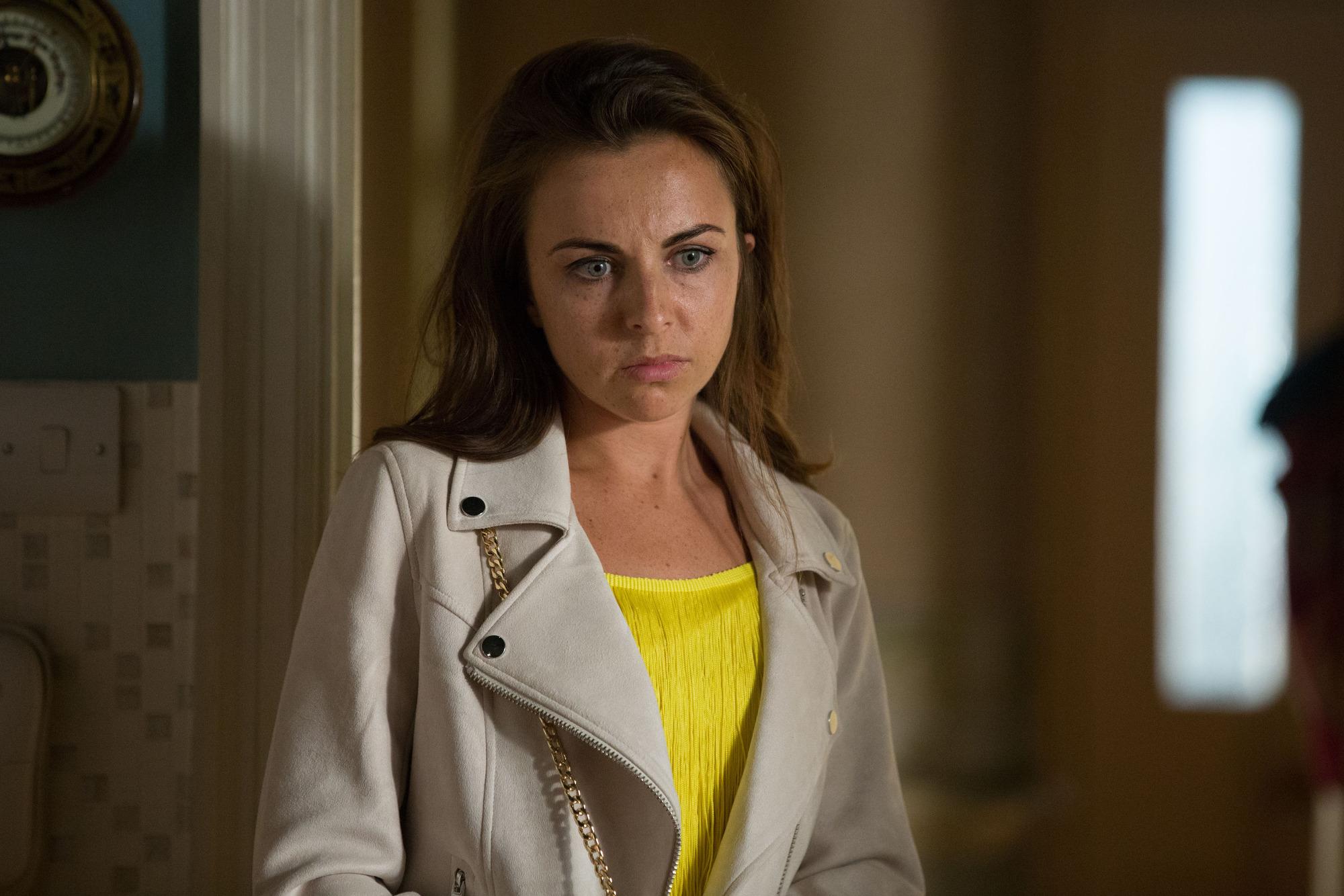 EastEnders spoilers: Louisa Lytton reveals all on Ruby Allen's rape storyline