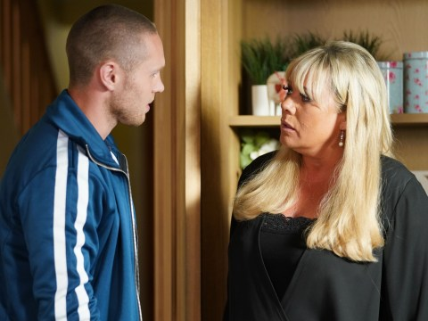EastEnders spoilers: Danny Walters teases Phil's reaction to discovering Keanu and Sharon's illicit affair