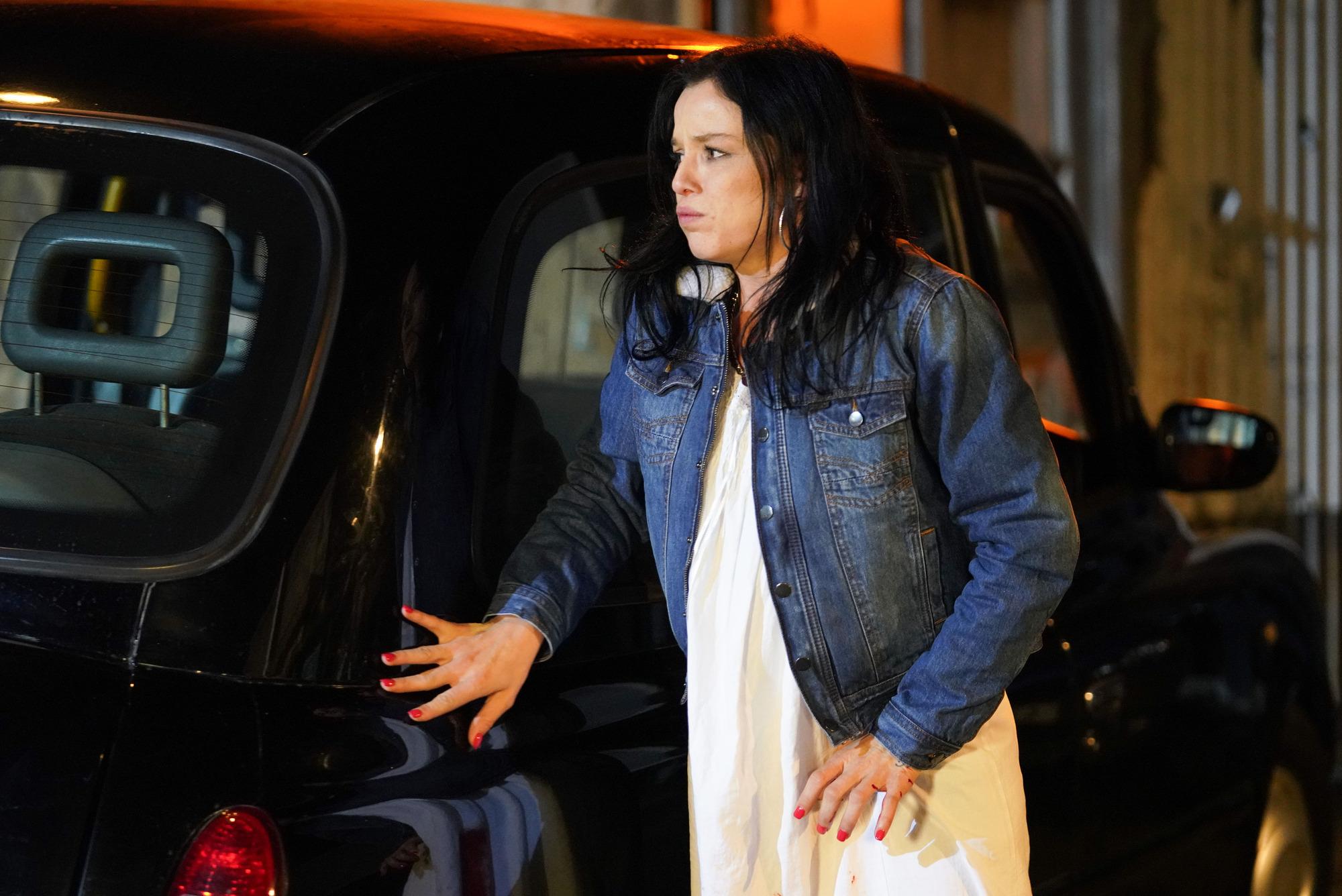 EastEnders spoilers: Hayley Slater to die as she is left alone in childbirth scenes?