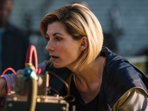 Is the new look Tardis on Doctor Who still bigger on the inside?