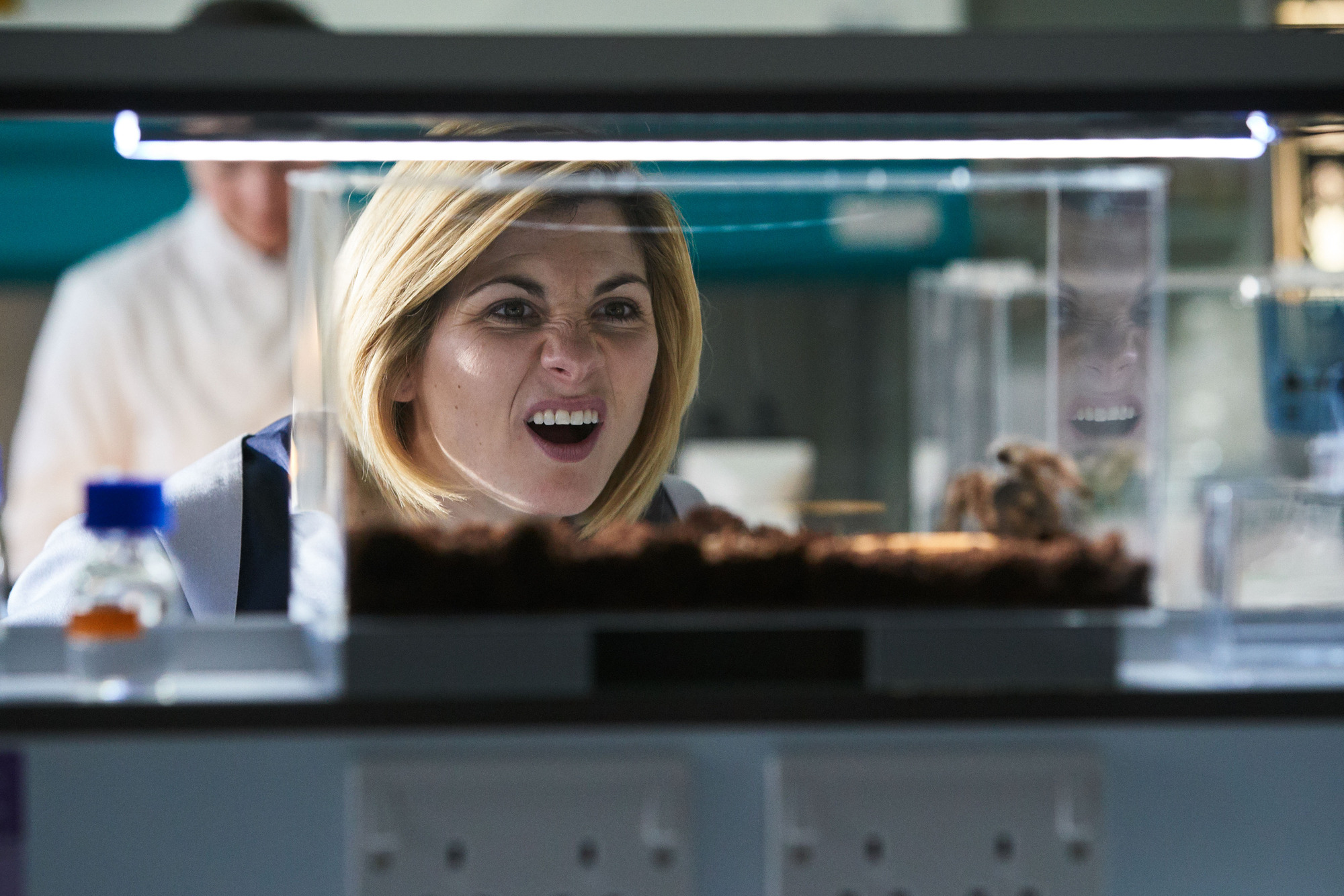 Jodie Whittaker reveals mistake Doctor Who fans usually make as she reflects on series 11