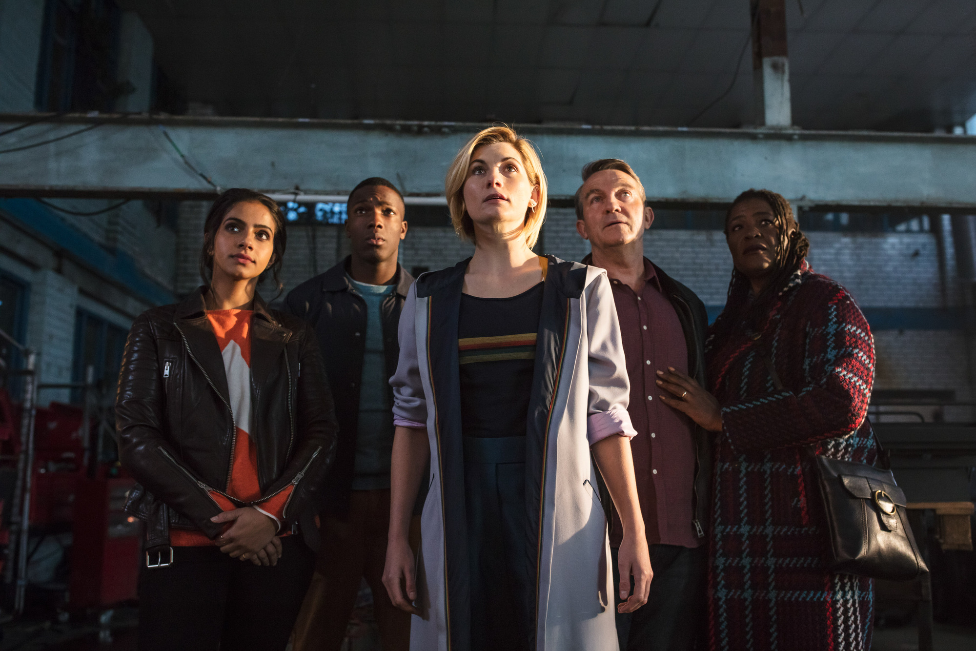 What time does Doctor Who start today as season 11 gets underway?