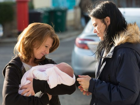 EastEnders spoilers: Hayley Slater abandons baby – will she lose her forever?