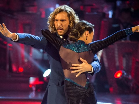 Strictly Come Dancing's Seann Walsh in tears after injuring Katya Jones with series of drops in training