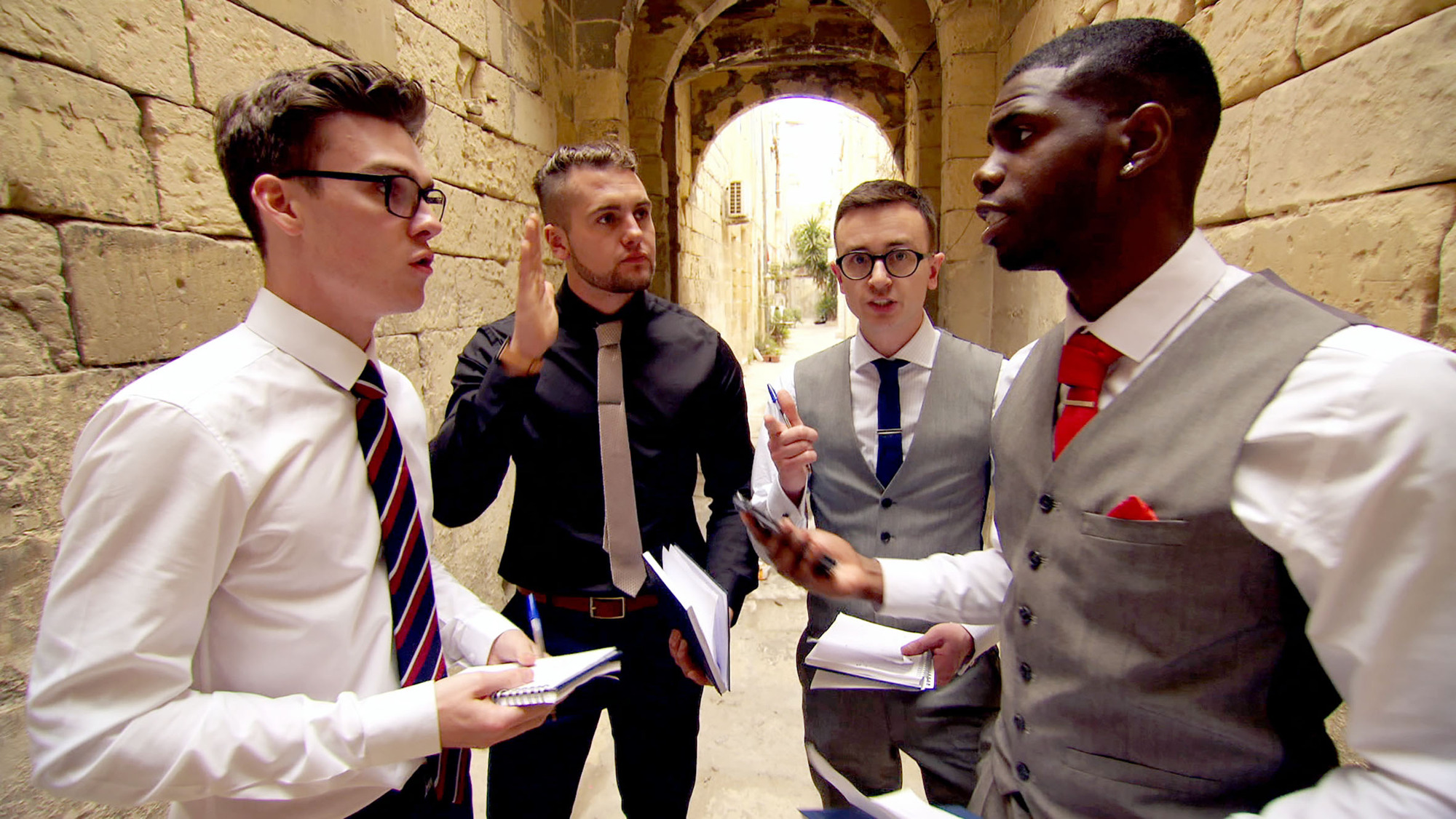 What time is The Apprentice on BBC One tonight and what is this week's task?