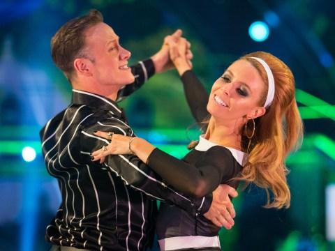 Who was top and bottom of the Strictly Come Dancing leaderboard in week four?