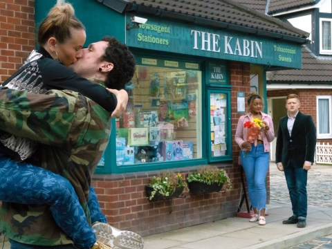 Coronation Street spoilers: Chesney Brown and Gemma Winter caught in a surprise love square