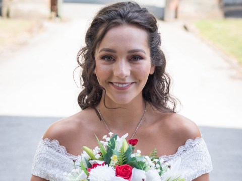 Hollyoaks spoilers: Cleo McQueen star Nadine Mulkerrin reveals all on wedding nightmare