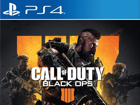 Call Of Duty: Black Ops 4 is new UK number one – Games charts 13 October