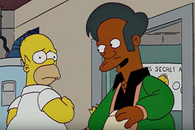 Apu is a problematic stereotype, but the way to modernise The Simpsons isn't by killing him off